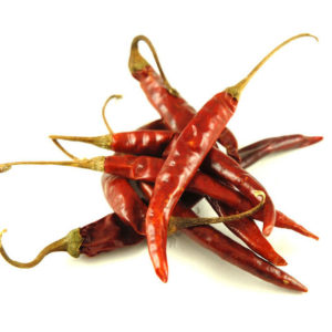 Hot Chilli Pepper De Arbol