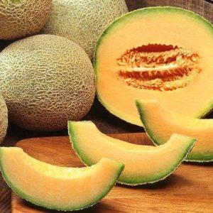 Melon Cantaloupe Hearts of Gold