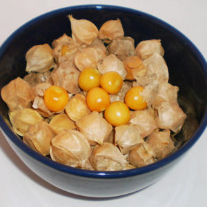Tomatillo Pineapple Physalis Ixocarpa