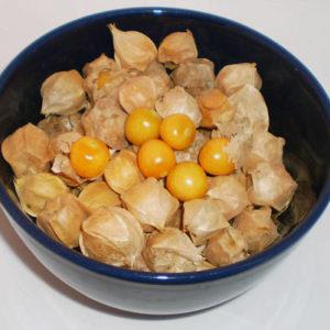 Tomatillo Pineapple Physalis Ixocarpa Organic