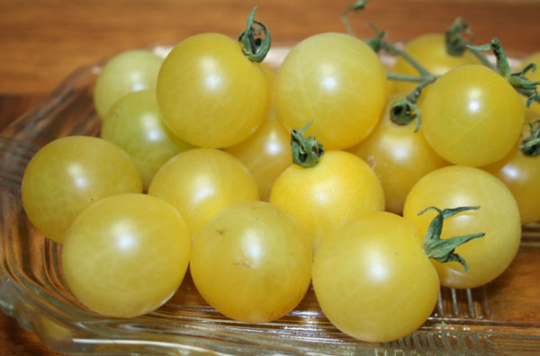 Tomato White Cherry