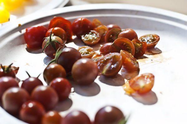 Tomato Cherry Brown Berry