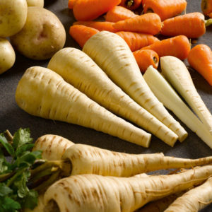 Organic Parsnip Tender And True