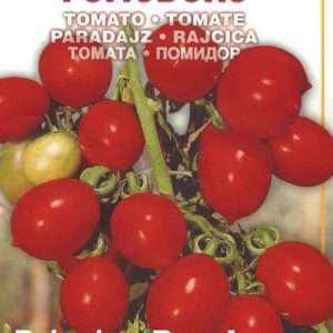 Tomato Principe Borghese Pictorial Packet