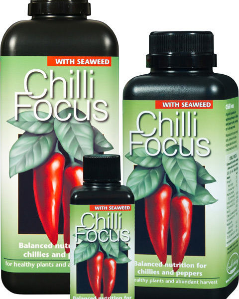 CHILI FOCUS HOT PEPPER CONCENTRATED PLANT FEED
