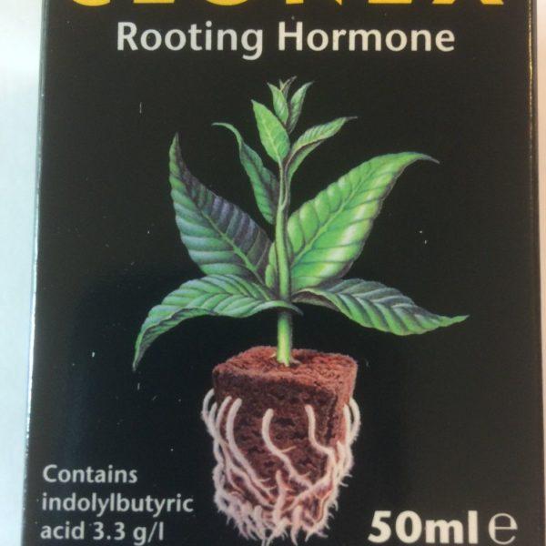 CLONEX ROOTING HORMONE GEL FOR CUTTINGS 50ML