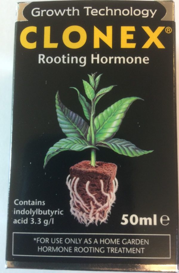CLONEX ROOTING HORMONE GEL FOR CUTTINGS 50ML