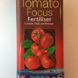 FOCUS TOMATO LIQUID TOMATO FERTILISER (HARD WATER)