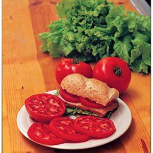 Tomato – Steak Sandwich